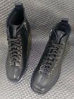 Женская обувь Haries 495 кожа черная