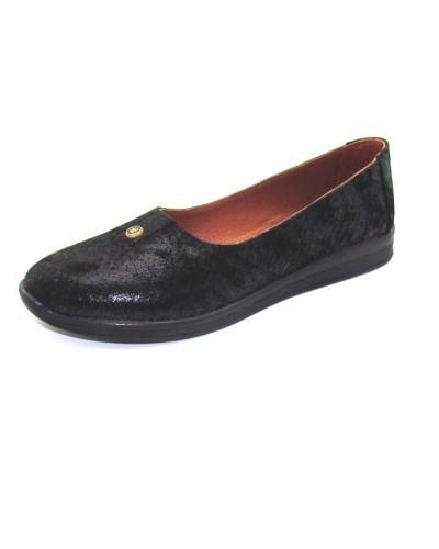 Женские туфли Haries 119 терка черный