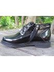 Женские ботинки Haries 215/1 лак рептилия
