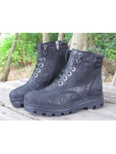 Женские ботинки Haries 500 терка черный