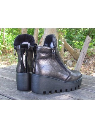 Женские ботинки Haries 637 графит