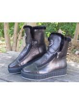 Женские ботинки Haries 640 графит