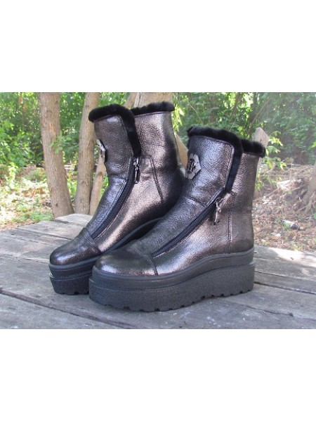 Женские ботинки Haries 641 графит