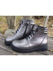 Женские ботинки Haries 500 серебро