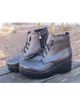 Женские ботинки Haries 225-3 графит