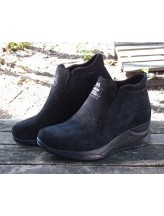 Женские ботинки Haries 360/4 пропитка серый
