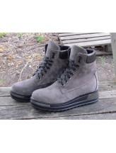 Женские ботинки Haries 530 замш визон