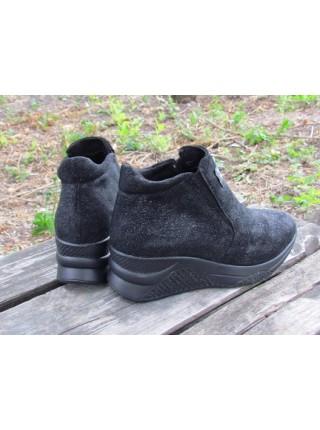 Женские ботинки Haries 360/4 пропитка черный
