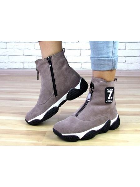 Женские ботинки Haries 470 визон
