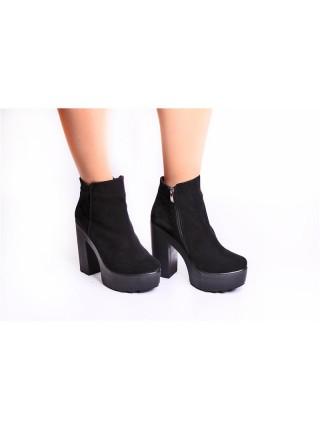Женские ботинки Haries 0230 замш