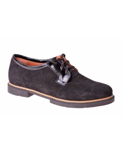 Женские туфли Haries 352 замш