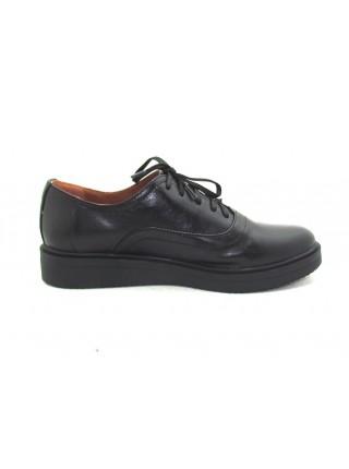 Женские туфли Haries 350 кожа черный