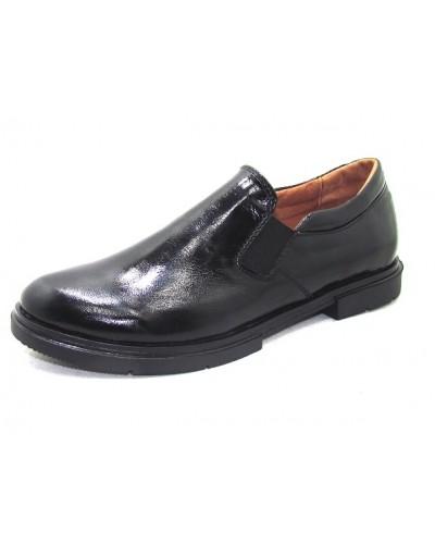 Женские туфли Haries 185 лак черный