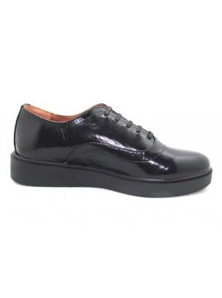 Женские туфли Haries 350 лак черный