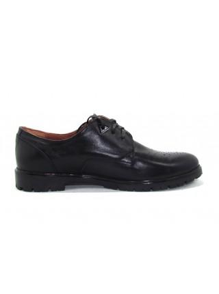 Женские туфли Haries 260/1 кожа черный