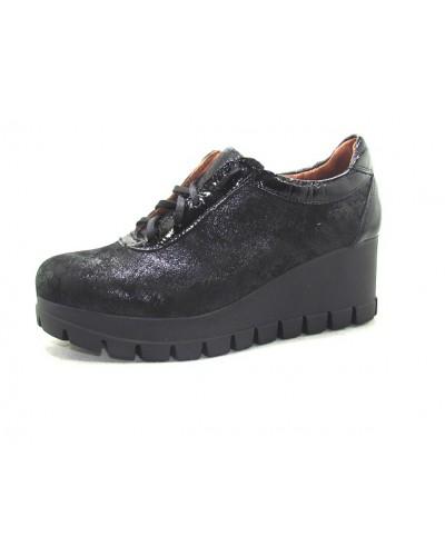 Женские туфли Haries 888T терка черный