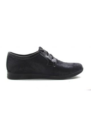 Женские туфли Haries 353 терка черная