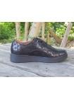 Женские туфли Haries 350 ромб черный