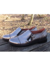 Женские туфли Haries 265 серебро