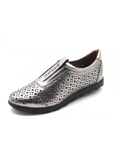Женские туфли Haries 355/1 кристалл