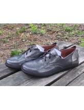 Женские туфли Haries 357В фл. синий перламутр