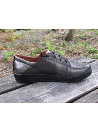 Женские туфли Haries 268 графит+с