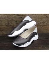 Женские туфли Haries 113/2 графит