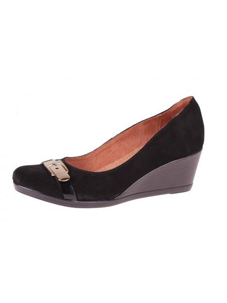 Женские туфли Haries 518т замш
