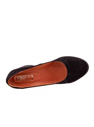 Женские туфли Haries 618 замша